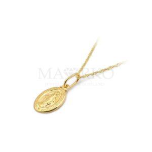 Piękna złota biżuteria – Dzień papieski